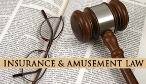 Gavel, Glasses and Law Book - Legal Services